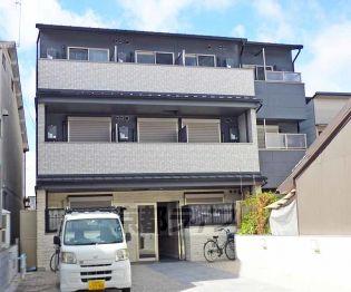京都府京都市上京区下之町の賃貸アパート