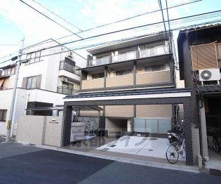 京都府京都市伏見区新町12丁目の賃貸マンション