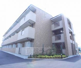 京都府京田辺市東古森の賃貸マンション