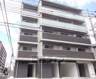 京都府京都市南区東九条南河辺町の賃貸マンション