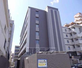 京都府京都市南区東九条西河辺町の賃貸マンション