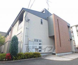 大阪府枚方市藤阪西町の賃貸アパート