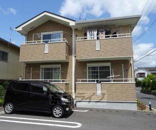大阪府枚方市大峰元町の賃貸アパート