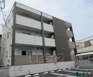 京都府京田辺市三山木南山の賃貸アパート