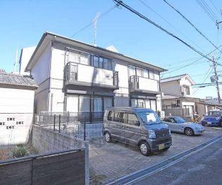 京都府京都市伏見区舞台町の賃貸アパート