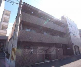 京都府京都市中京区西ノ京銅駝町の賃貸マンション