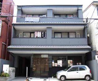 京都府京都市中京区三本木町の賃貸マンション