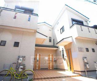 京都府京都市下京区東側町の賃貸アパート