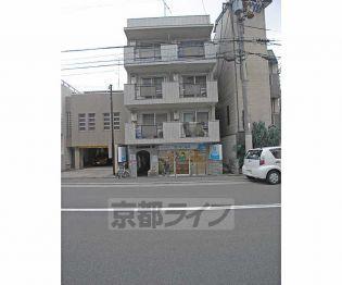 カーナハイツ 2階の賃貸【京都府 / 京都市上京区】