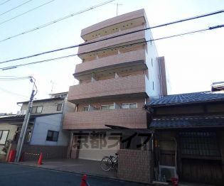 京都府京都市上京区山本町の賃貸マンション