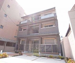 京都府京都市上京区北横町の賃貸マンション
