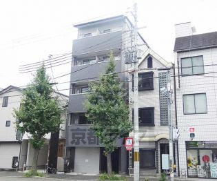 京都府京都市中京区西ノ京上平町の賃貸アパート