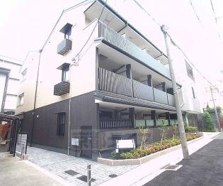 京都府京都市中京区西ノ京職司町の賃貸マンション