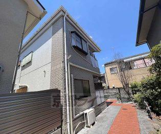 京都府京都市西京区桂坤町の賃貸アパート