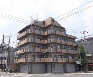 京都府京都市西京区上桂東ノ口町の賃貸マンション