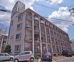 京都府京都市山科区大宅関生町の賃貸マンション