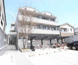 京都府京都市北区等持院西町の賃貸マンション