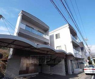 京都府京都市西京区嵐山中尾下町の賃貸マンション