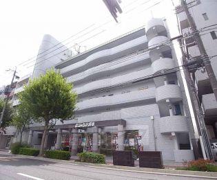 京都府京都市左京区下鴨本町の賃貸マンションの外観