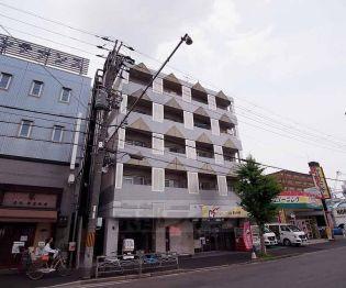 京都府京都市右京区西院月双町の賃貸マンション