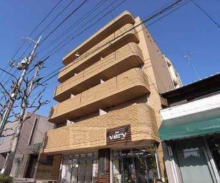 京都府京都市中京区西ノ京北円町の賃貸マンション