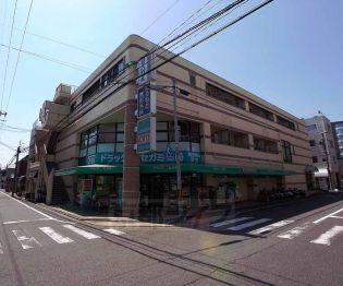 京都府京都市中京区壬生西桧町の賃貸マンション