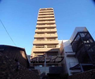 京都府京都市下京区室町通高辻上る山王町の賃貸マンションの外観