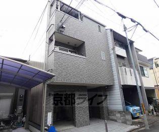 京都府京都市中京区西ノ京池ノ内町の賃貸マンションの画像