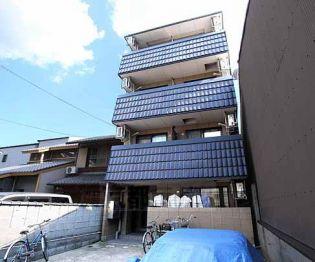 京都府京都市上京区横大宮町の賃貸マンション