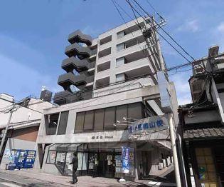 京都府京都市伏見区京町3丁目の賃貸マンションの外観