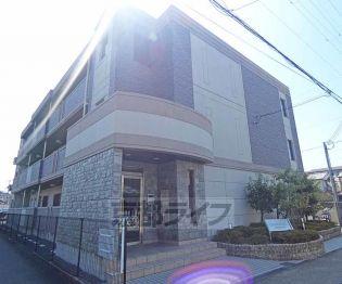 京都府京都市伏見区向島吹田河原町の賃貸マンションの外観