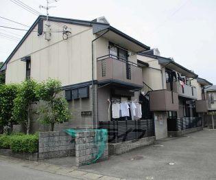 京都府京都市西京区嵐山宮ノ前町の賃貸アパートの画像