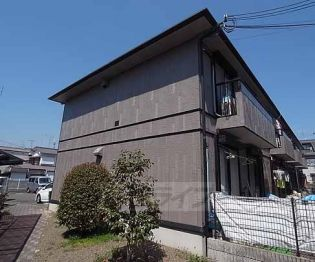 京都府京都市西京区松尾鈴川町の賃貸アパート