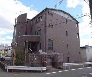 京都府京都市南区久世中久世町5丁目の賃貸マンション