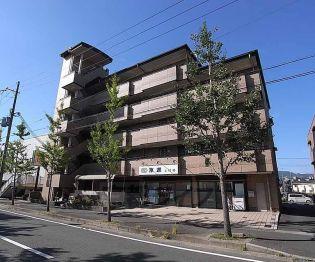 京都府京都市西京区桂上野南町の賃貸マンション