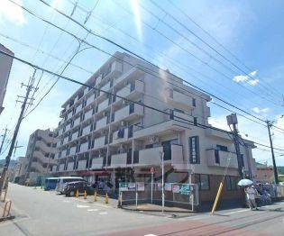 京都府亀岡市大井町土田2丁目の賃貸マンションの外観