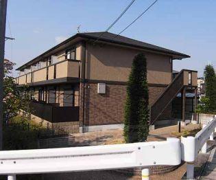 京都府京都市西京区御陵荒木町の賃貸アパート