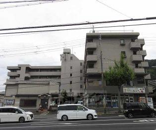 京都府京都市山科区西野山射庭ノ上町の賃貸マンション
