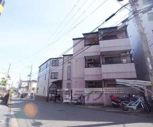 御室ガーデンハイツ 1階の賃貸【京都府 / 京都市右京区】