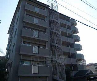 京都府京田辺市田辺中央6丁目の賃貸マンション
