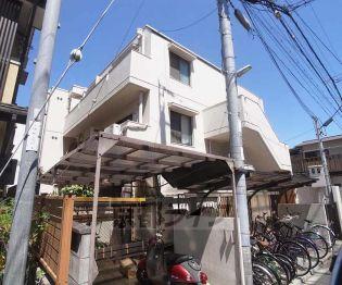 京都府京都市南区西九条横町の賃貸マンション