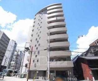 京都府京都市下京区東塩小路向畑町の賃貸マンションの画像