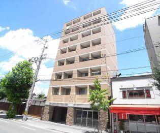 京都府京都市下京区西七条中野町の賃貸マンションの外観