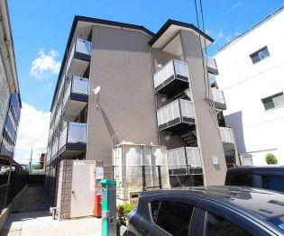 京都府京都市南区東九条南河辺町の賃貸アパート