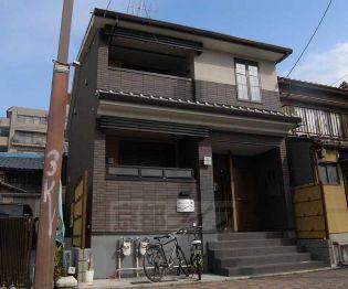 京都府京都市東山区宮川筋7丁目の賃貸アパートの画像