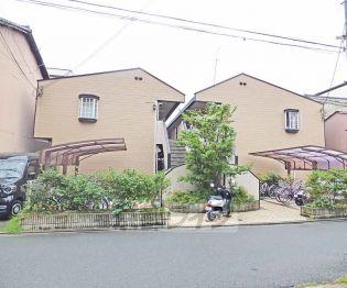 シルキー 2階の賃貸【京都府 / 京都市上京区】