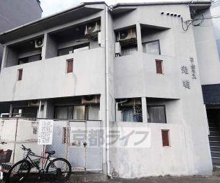 京都府京都市北区小山西花池町の賃貸アパート