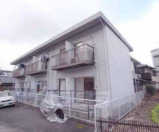 花園橋ハイツ 2階の賃貸【京都府 / 京都市左京区】