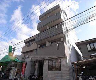京都府京都市北区上賀茂薮田町の賃貸マンション