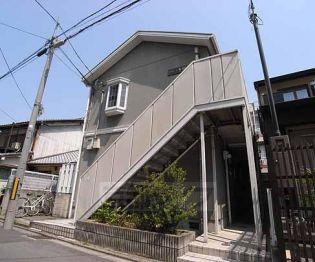 タウニィ多田 1階の賃貸【京都府 / 京都市上京区】